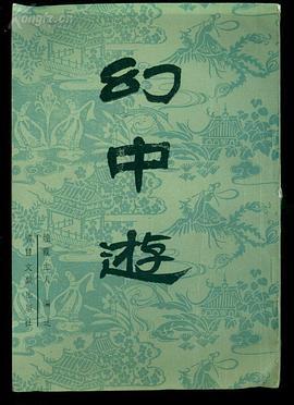 幻中游-pdf,epub,mobi,txt,azw3电子书下载